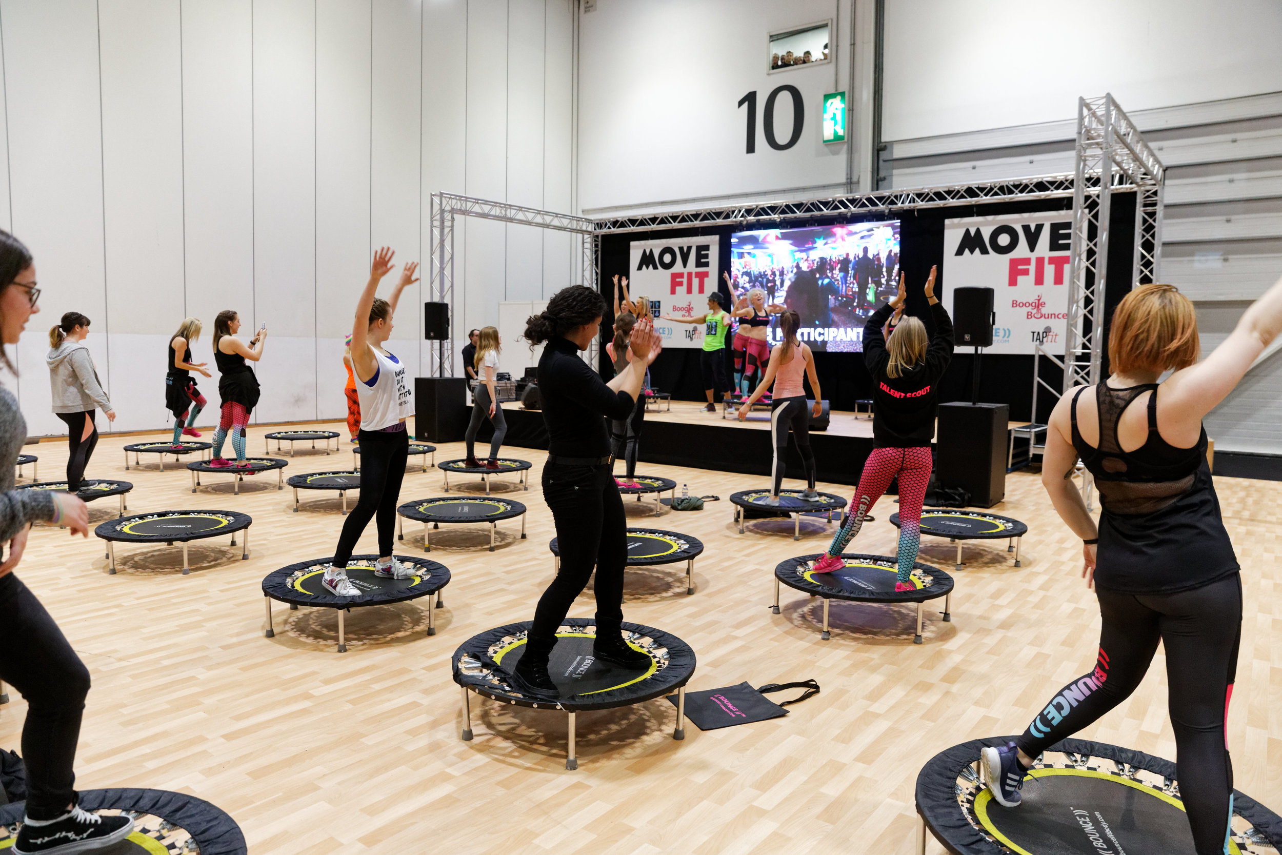 MOVE IT SHOW   We are currently working in collaboration with  MOVE IT  - The U.K's Biggest Dance & Performing Arts Event happening on the 8th-10th March 2019 at the ExCel London.  If you are interested in getting your brand in front of 29,000 unique visitors with the key demographic being 16 - 24 year olds then we would like to hear from you!