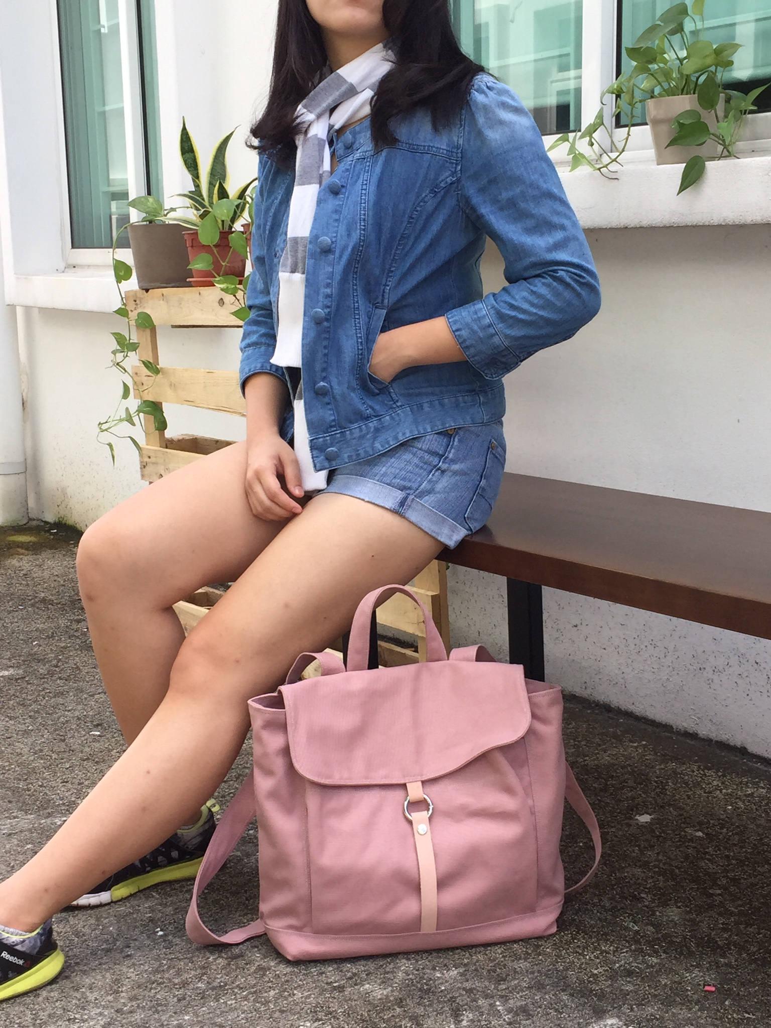 Tanya pale pink model put on floor.jpg