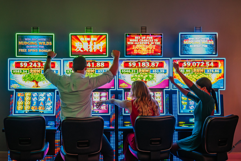 free play at wind creek casino