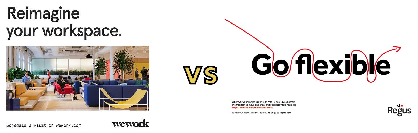The Nod blogpost: Regus vs WeWork