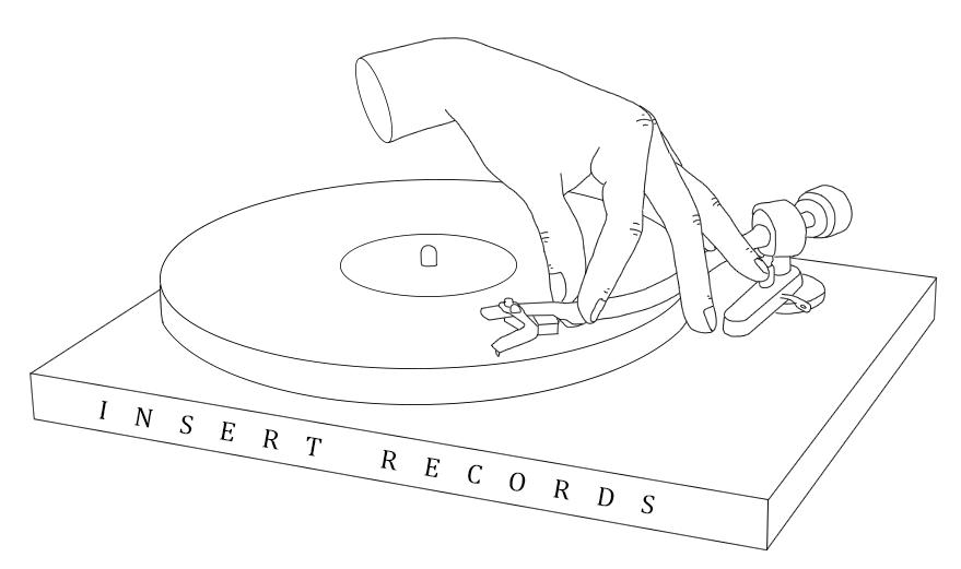 INSERT TAPES / INSERT RECORDS        www.  inserttapes.com