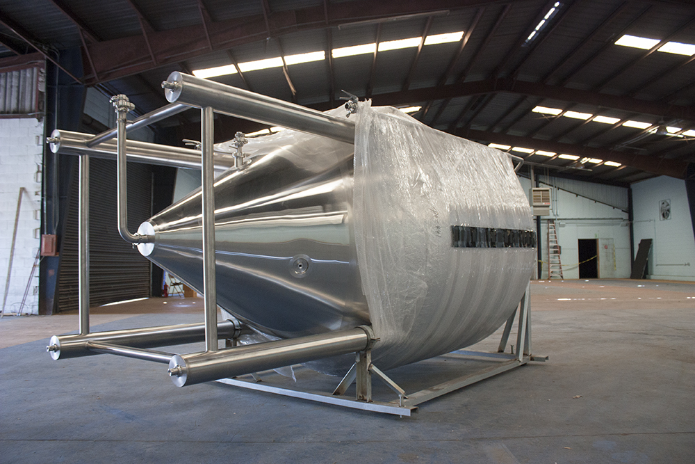 60 Barrel Fermenter