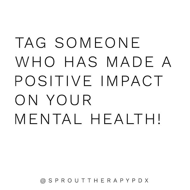 Let's spread the love today! 💕⁣⁣ ⁣⁣ Tag someone- could be a friend, an instagrammer, family member, whatever- who has made a positive impact on your mental health!! 🍃I'd love to hear how have they helped you! ⁣⁣ ⁣⁣ I want to thank so many people!!! 🥰⁣⁣ ⁣⁣ ❤️Thank you @ocdtherapist for being such a supportive friend and always helping me learn since day 1!! ⁣⁣ ⁣⁣ 🧡Thank you @heytiffanyroe @mindfulcounseling and @heymrroe for showing me that therapists don't have to look or act a certain way.⁣⁣ ⁣⁣ 💛Thank you @lisaoliveratherapy for sharing content that makes me think and learn more about myself every day!! ⁣⁣ ⁣⁣ 💚Thank you @selfloveclubb and @selfloveliv for reminding me that all bodies are wonderful and useful and perfect.⁣⁣ ⁣⁣ 💙Thank you to @stripperwriter and @thongria for normalizing sex and sexuality and providing education that has helped me better understand and appreciate myself.⁣⁣ ⁣⁣ 💜and a big big thank you to my partner who supports me through both bad and good days!!!⁣⁣ ⁣⁣ Ok your turn! Let's share some appreciations. 🌈