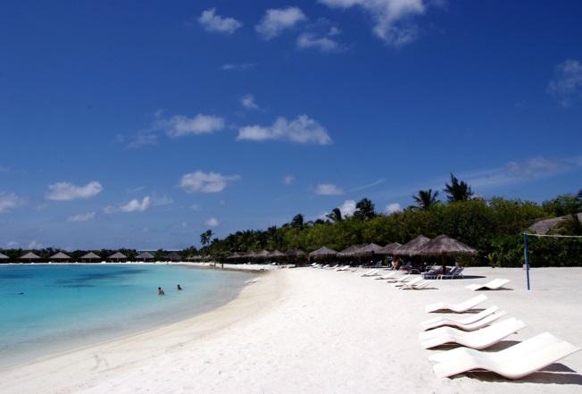 Beach - Cinnamon Dhonveli Maldives