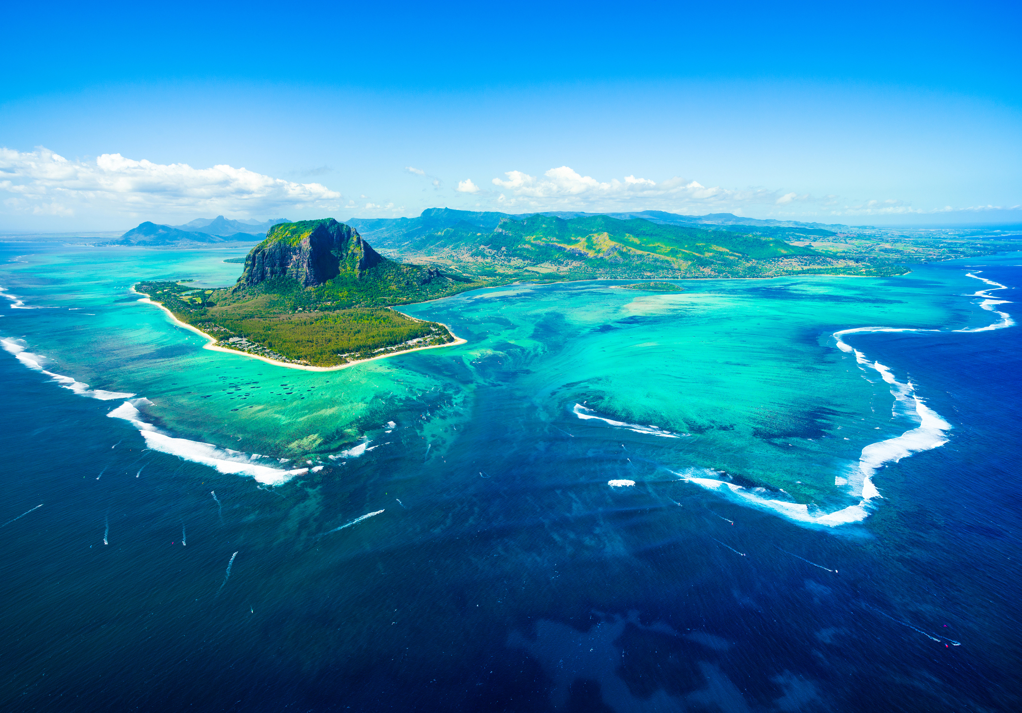 Mauritius Holidays - 4 and 5 Star Luxury Mauritius Escapes