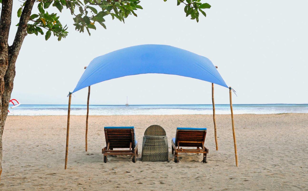 Sudamala Suites & Villas - Beach