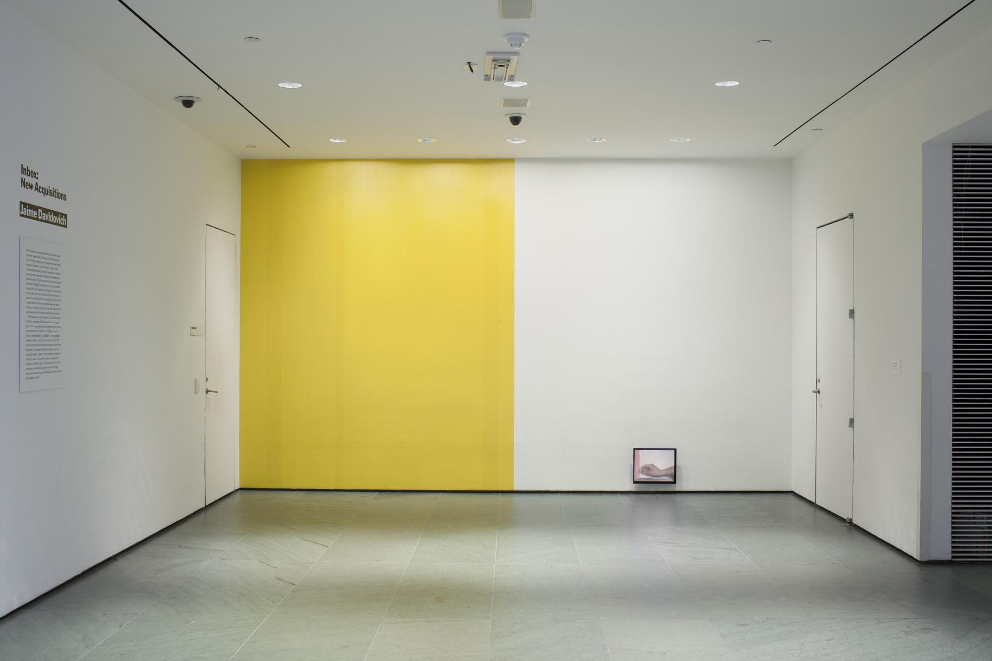 MoMA - Inbox: Jaime DavidovichDecember 15, 2016 - January 29, 201711 W 53rd Street, New York
