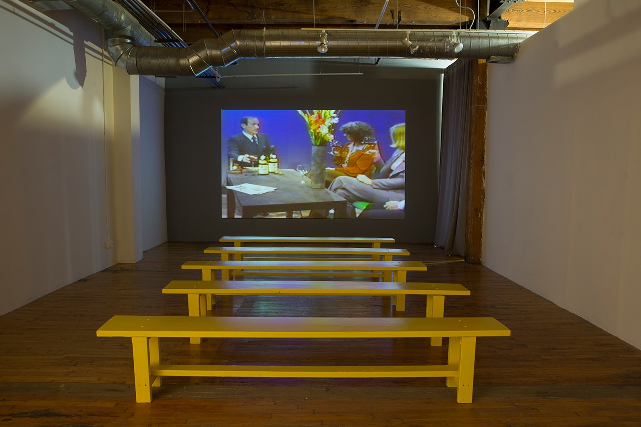 THREEWALLS - Outreach: Jaime Davidovich, 1974 - 1984January 23 - March 21 2015119 N. Peoria #2C, Chicago