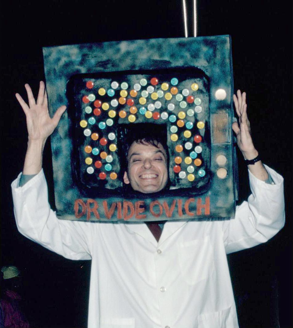Dr Videovich, 1980  © Jaime Davidovich Foundation