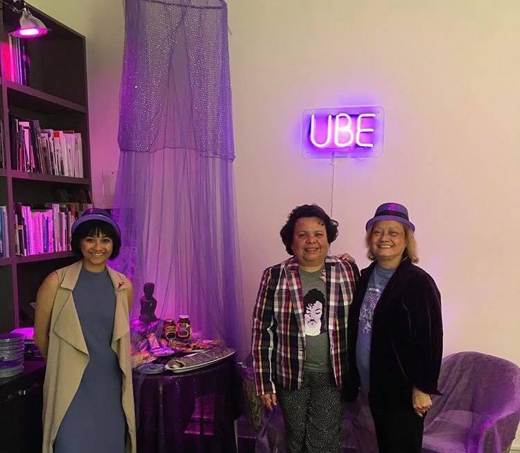 O.M. France Viana  ICA Live!; Ube Trade . 2016