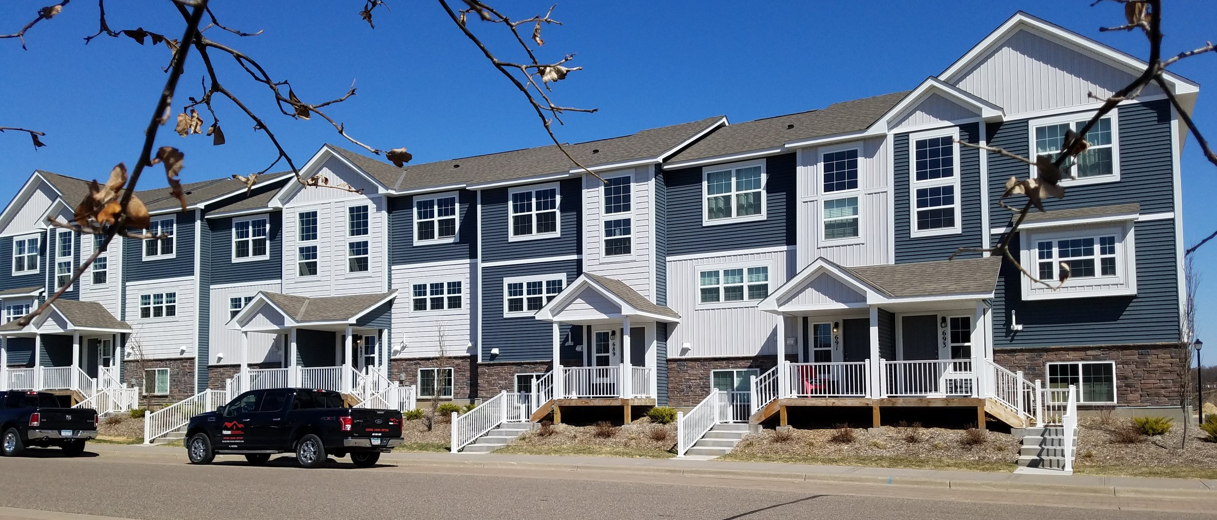 Townhomes- Lino Lakes, MN