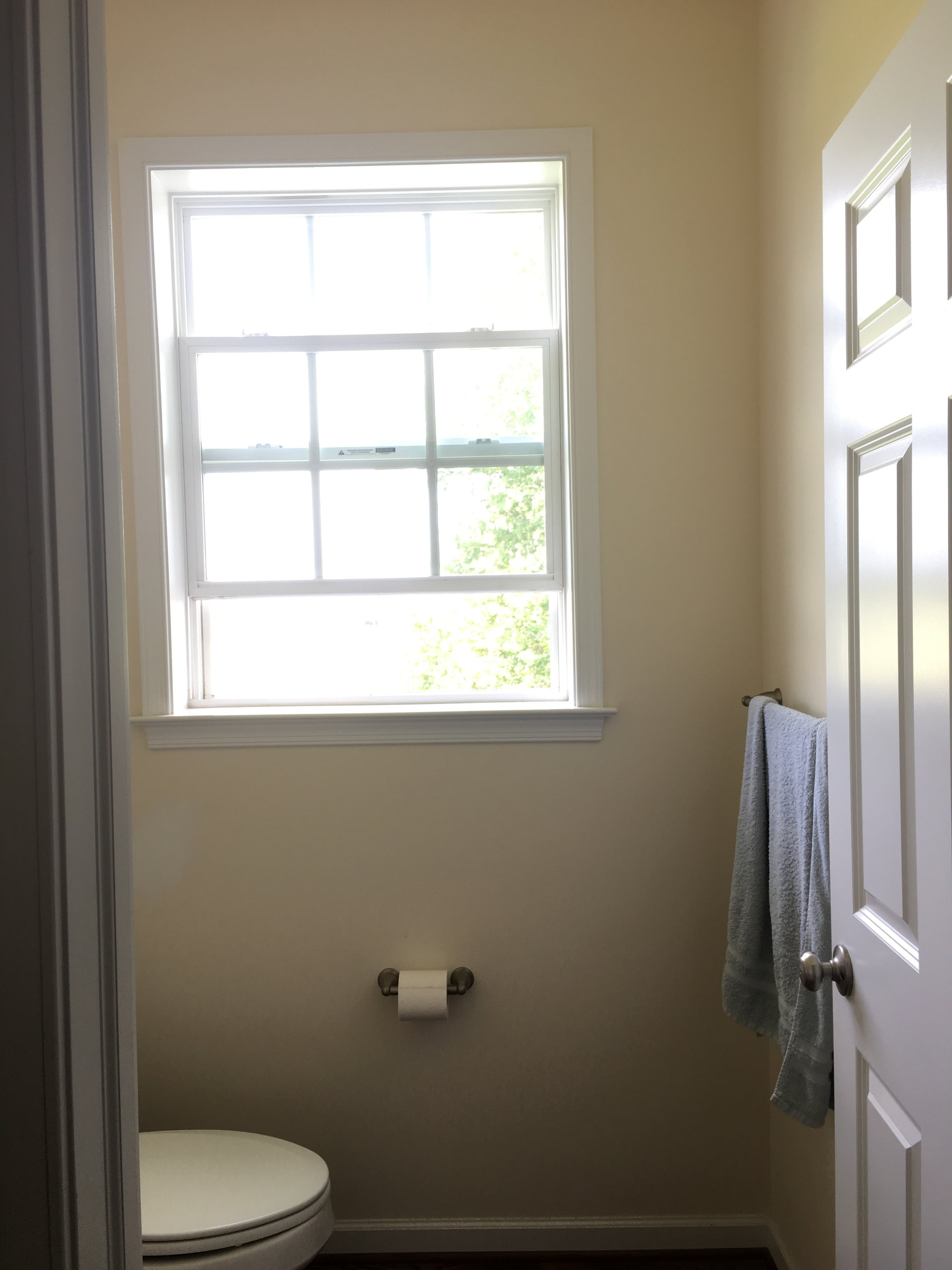 Before: Project Abby Road Powder Room