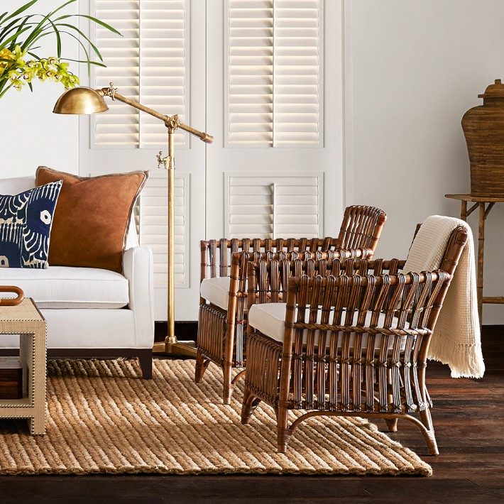 Southhampton Armchair from Williams Sonoma Home