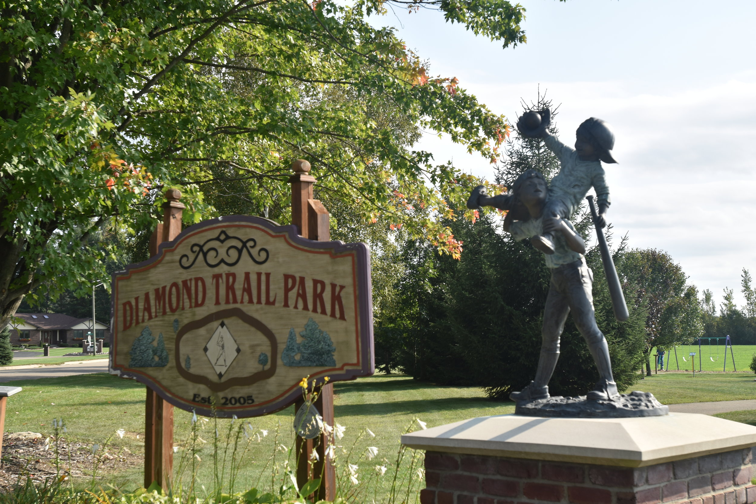 Diamond Trail Park in Sandusky