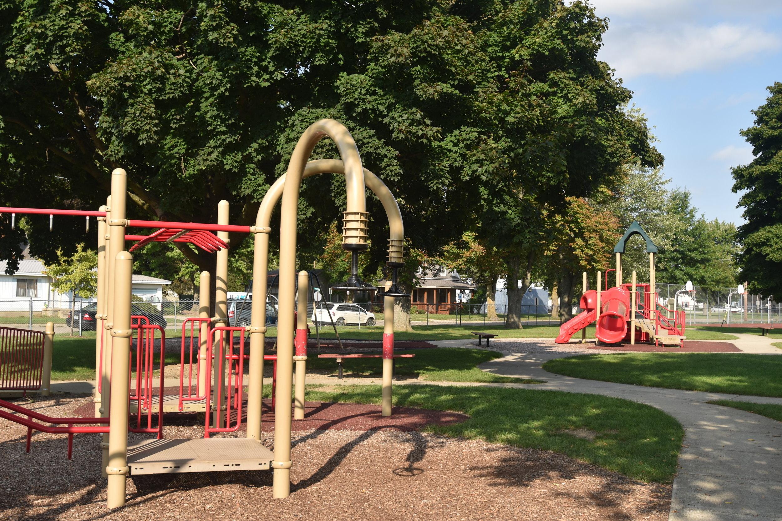 Playground City Park