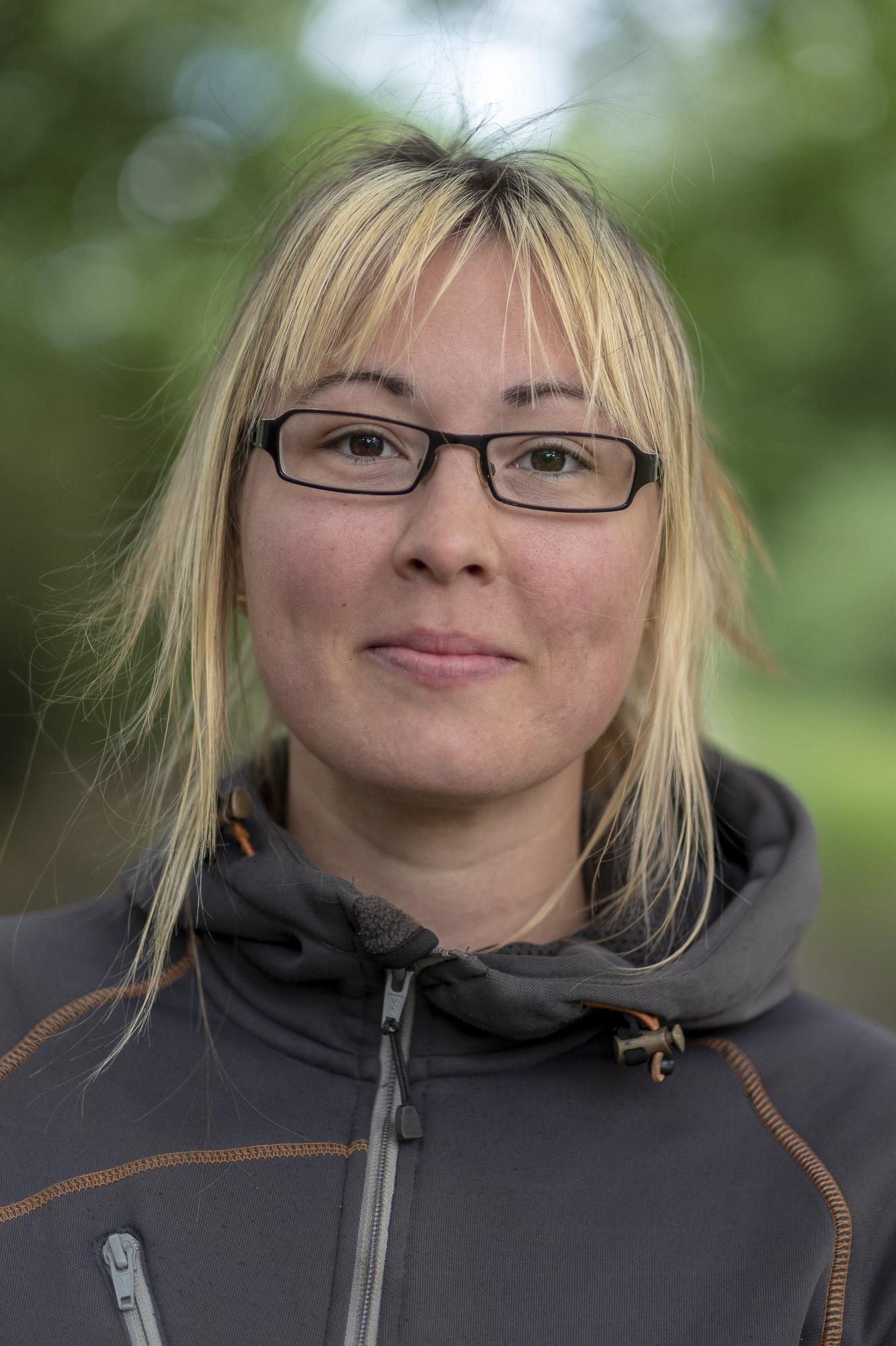 Linda Gell - Trädgårdsanläggare