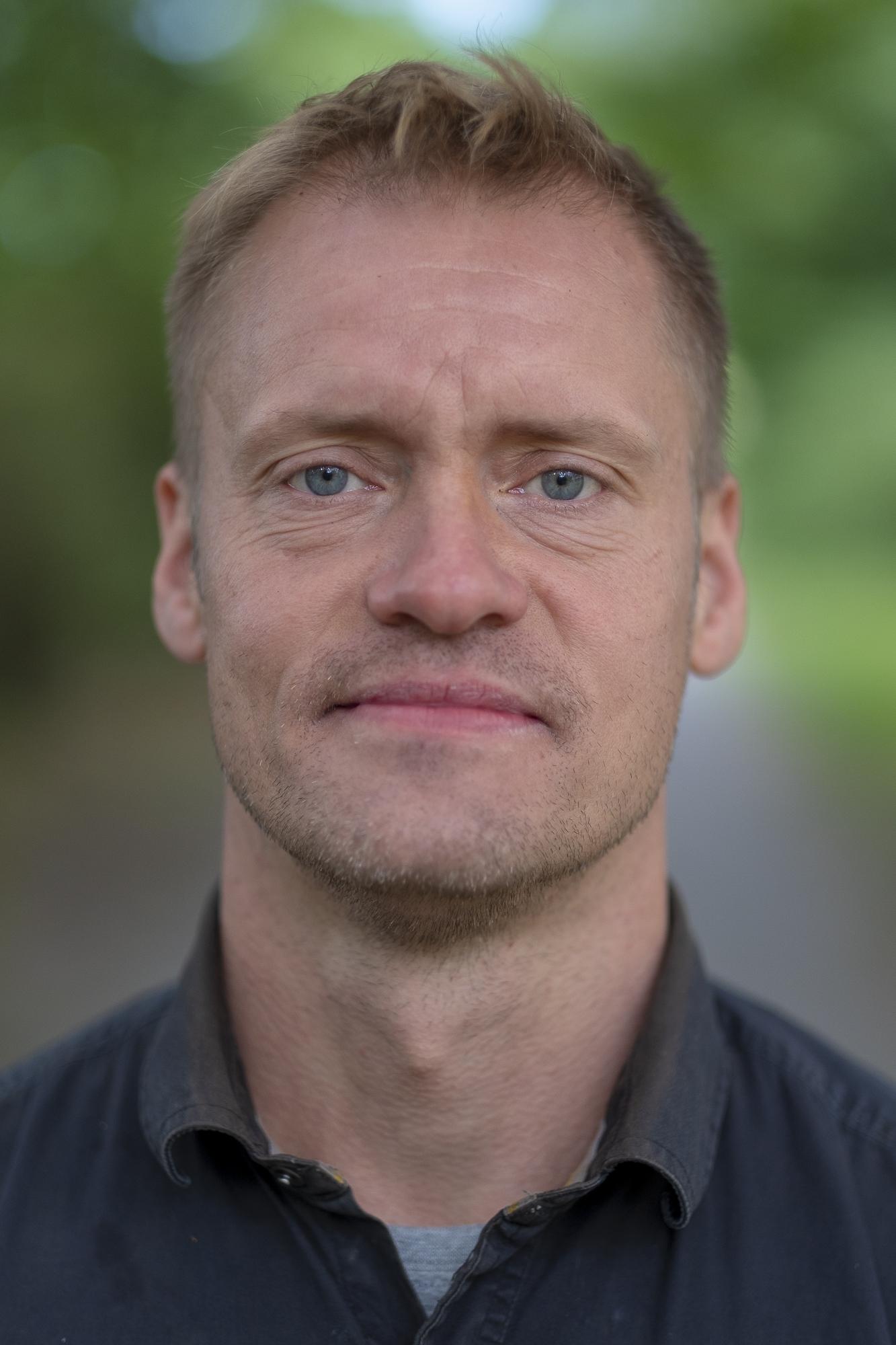 Göran Berg - Arbetsledare/Trädgårdsanläggare/Trädvårdare