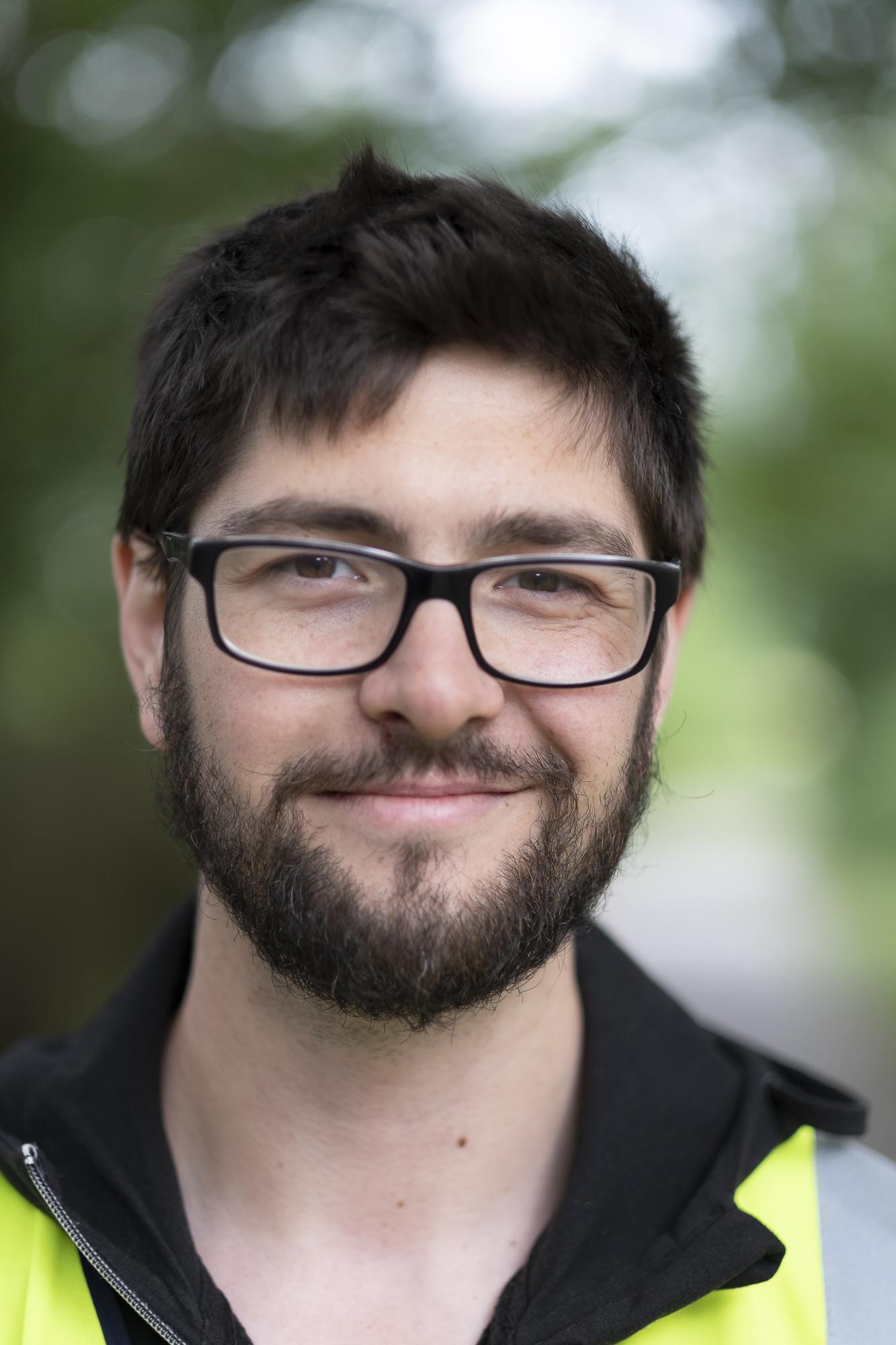 Joakim Gell - Arbetsledare/Platschef