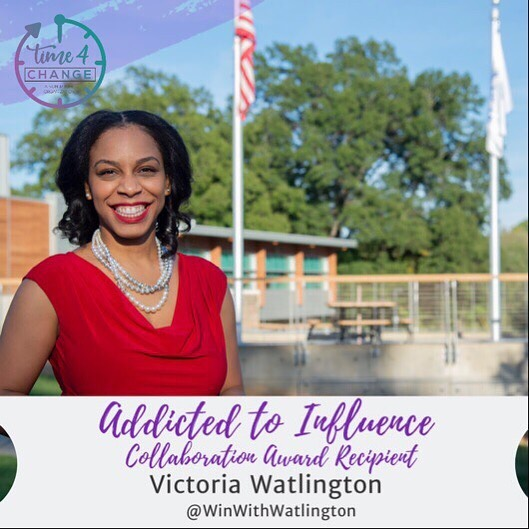 Mark your calendars for 9/21 & grab your tickets to #AddictedToInfluence! Featuring:  Victoria Watlington is the 2019 UNCC Alumni Association Outstanding Young Alumna & one of Mecklenburg Times' 2019 50 Most Influential Women and the Charlotte Business Journal's 40 under 40. On a mission to build connected, inclusive, and responsible communities, Victoria is passionate about service and advocating for the West Charlotte area, having spent the last decade serving the community via various professional and service organizations. She is currently running for the Charlotte City Council District 3 seat in the 2019 election. • #time4change #t4c #community #nonprofit #partyforapurpose #partywithapurpose #clt  #704 #843 #girlboss #millennials #womeninbusiness #cltprofessionals #Charlotteprofessionals #CLTParties #cltinfluencer #ATI2019