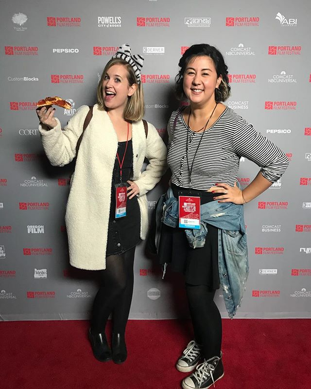 A cat and a Canadian walk into a film festival....