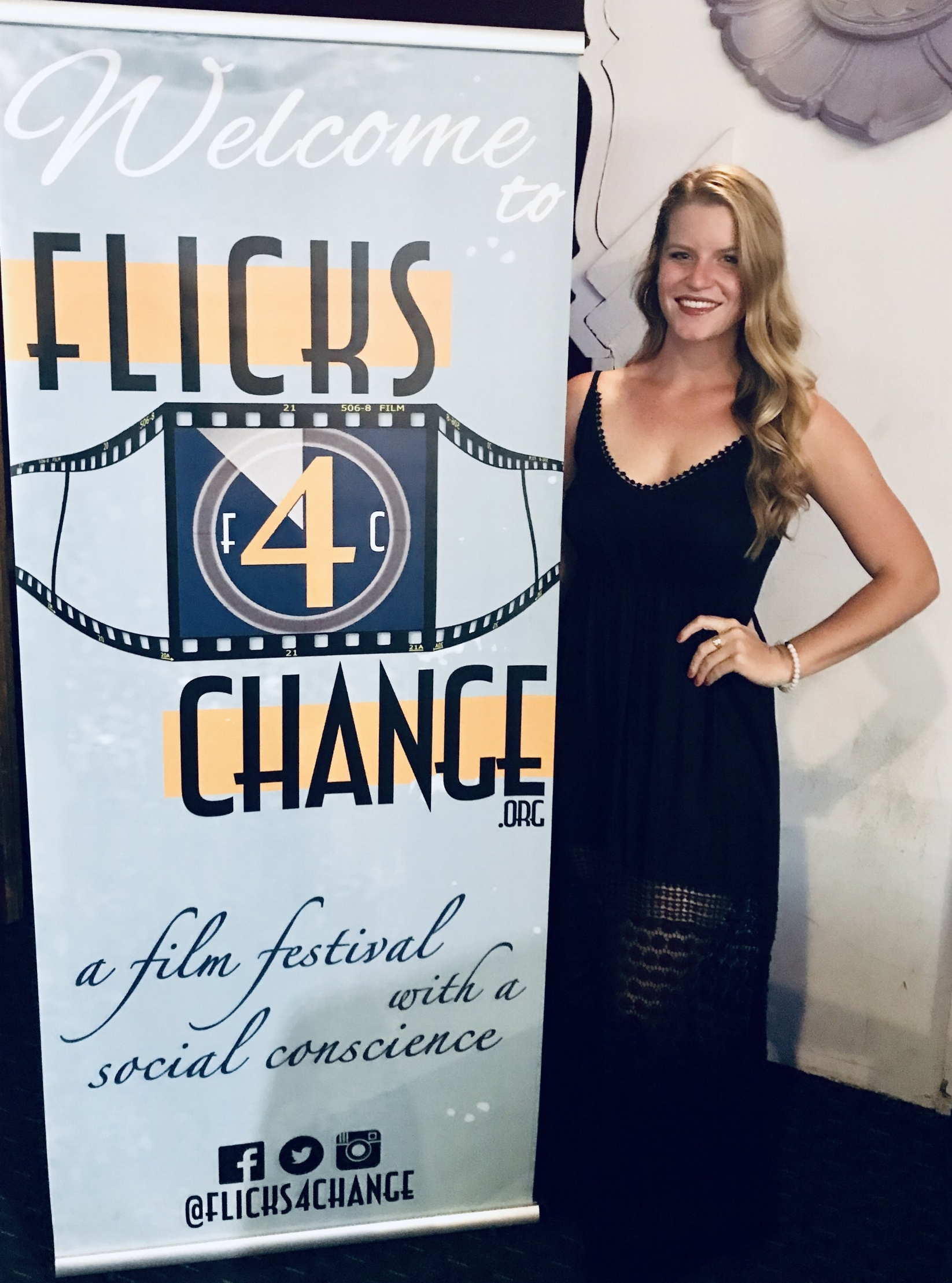 Kelley McDonnell - Festival Consultant. A filmmaker and producer, Kelley brings passion and experience in inspirational storytelling to the F4C team. She is an advocate for our mission and the arts.