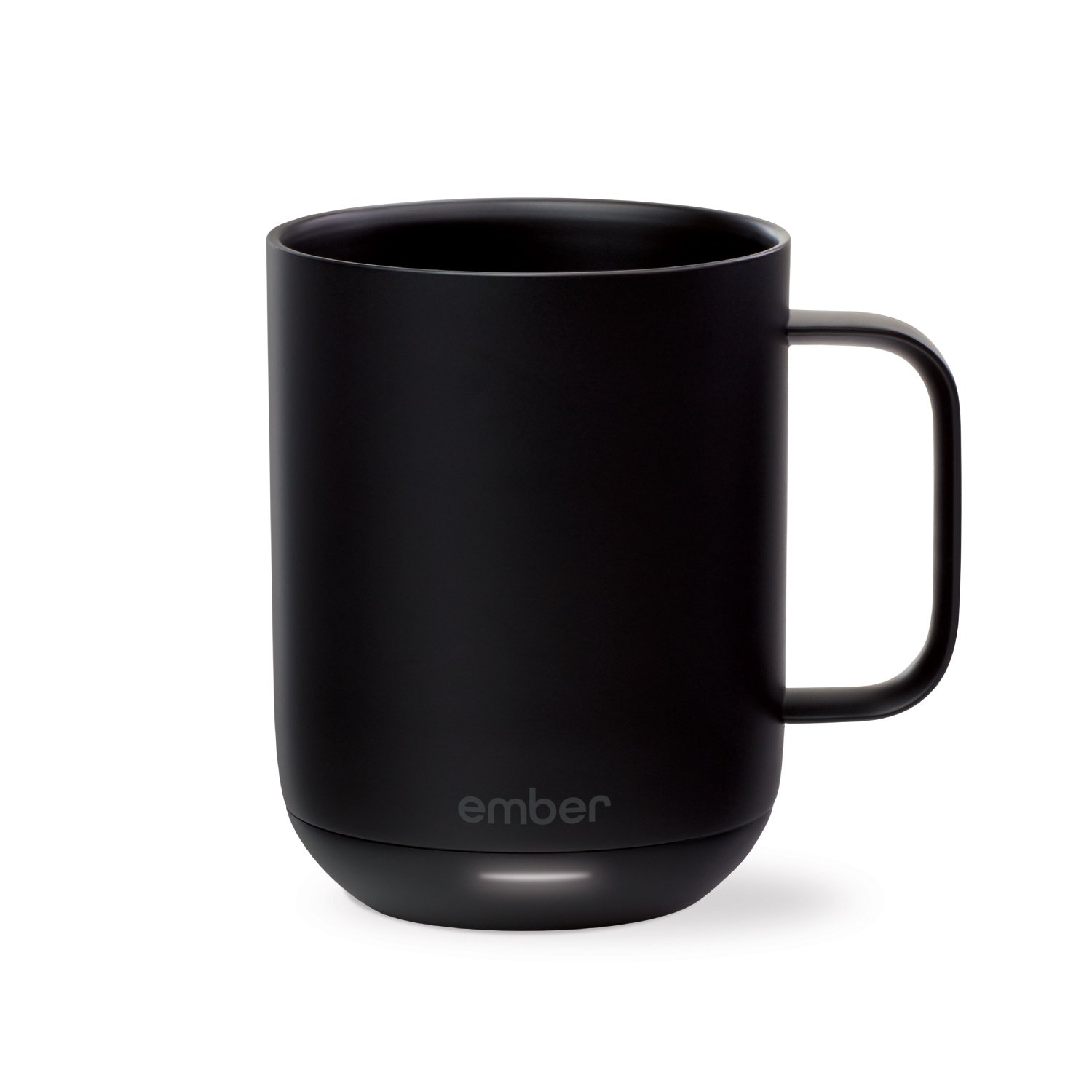 Ember Mug - This mug should be on everyone's wish list this holiday season. The Ember Mug connects to your phone through their app and notifies you once your drink has reached the perfect temperature. And since hot cocoa season is upon us, this is the ideal gift for everyone on your list (including your own)!- JD