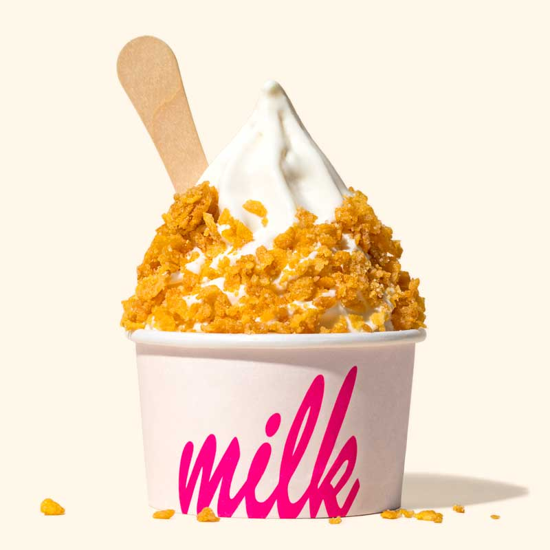 Milk Bar Boston - Pizza and ice cream together under one roof. Need we say more? The infamous Milk Bar is making its Boston debut in Harvard Square this month and we cannot wait to try their cereal milk soft serve, milkquakes, and other 'insta worthy' goodies. We're not saying to completely abandon those New Year's resolutions, but Milk Bar certainly seems like a worthy excuse to a have a cheat day.- JJ