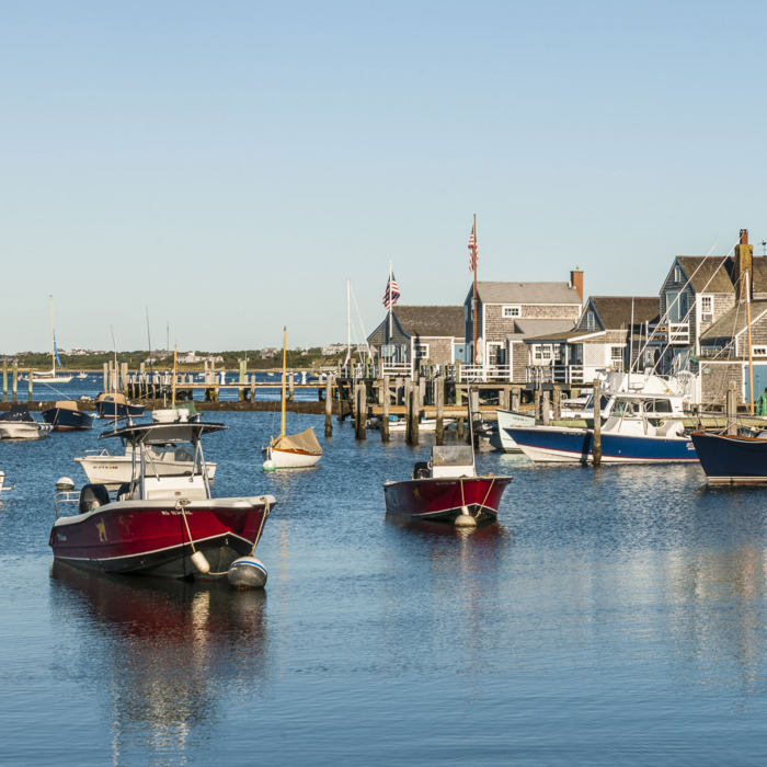 Summer Getaway: Nantucket - ACK truly is our happy place. Just a quick ferry ride from Hyannis, and an even quicker flight from Logan, there's no doubt when we're there we are on island time. We prefer staying downtown at some of our favorite spots such as Hotel Pippa and Greydon House. Then it's straight to Cisco Brewery for one (or a few) figawi wowie's and some live music. There are so many great options for dinner, but at the top of our lists is always Cru, Lola 41, and happy hour sunsets don't get better than soaking them in at Galley Beach! The summer months are the most popular, but we're fans of 'shoulder season' when crowds tend to die down and the winter weather hasn't hit. We're happy to be part of the cliche and say 'it's always good to be bACK'.