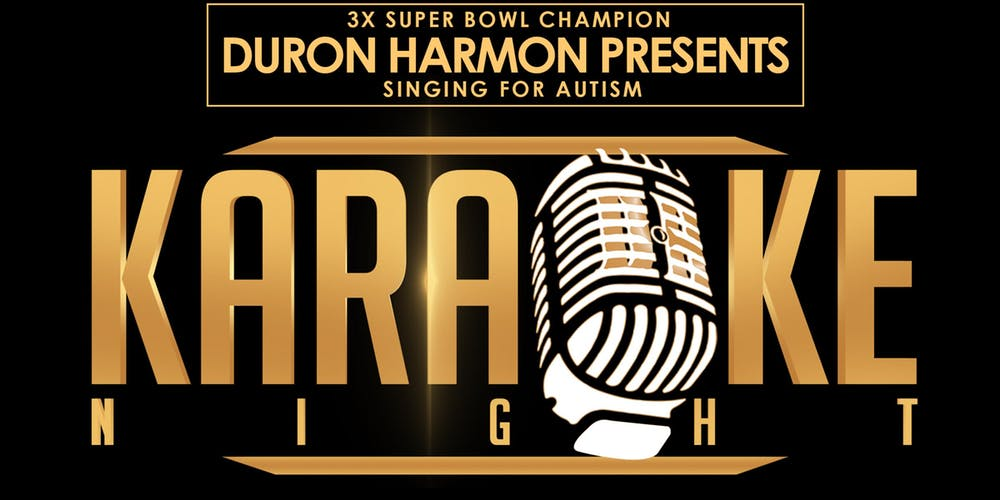 Football season is finally here and 3x Super Bowl Champion Duron Harmon is making plays on the field and off he's preparing for a night of karaoke on September 30th with his teammates! Yes, you read that right. Patriots safety, Duron Harmon is gearing up for Singing for Autism: Karaoke Night on September 30th to benefit Autism Speaks. The fundraiser will take place at The Grand, Boston's hottest nightclub in the Seaport District from 6p.m. - 10p.m.. You can sing on stage with the Patriots or reserve a ticket to watch from the crowd at    https://www.harmonkaraokenight.com/