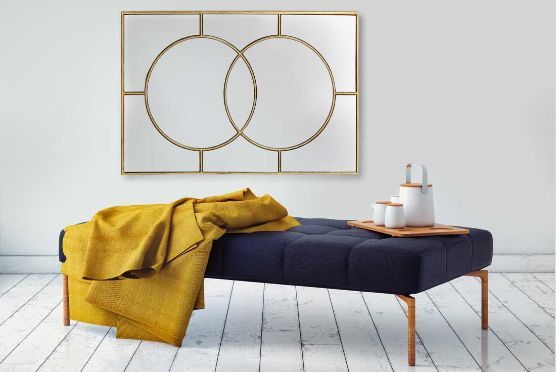 decor accents - Add unique accent pieces to home décor collections with canvasses, mirrors and wall art. These products can be customized and coordinated based on trend, inspiration or specific requirements.