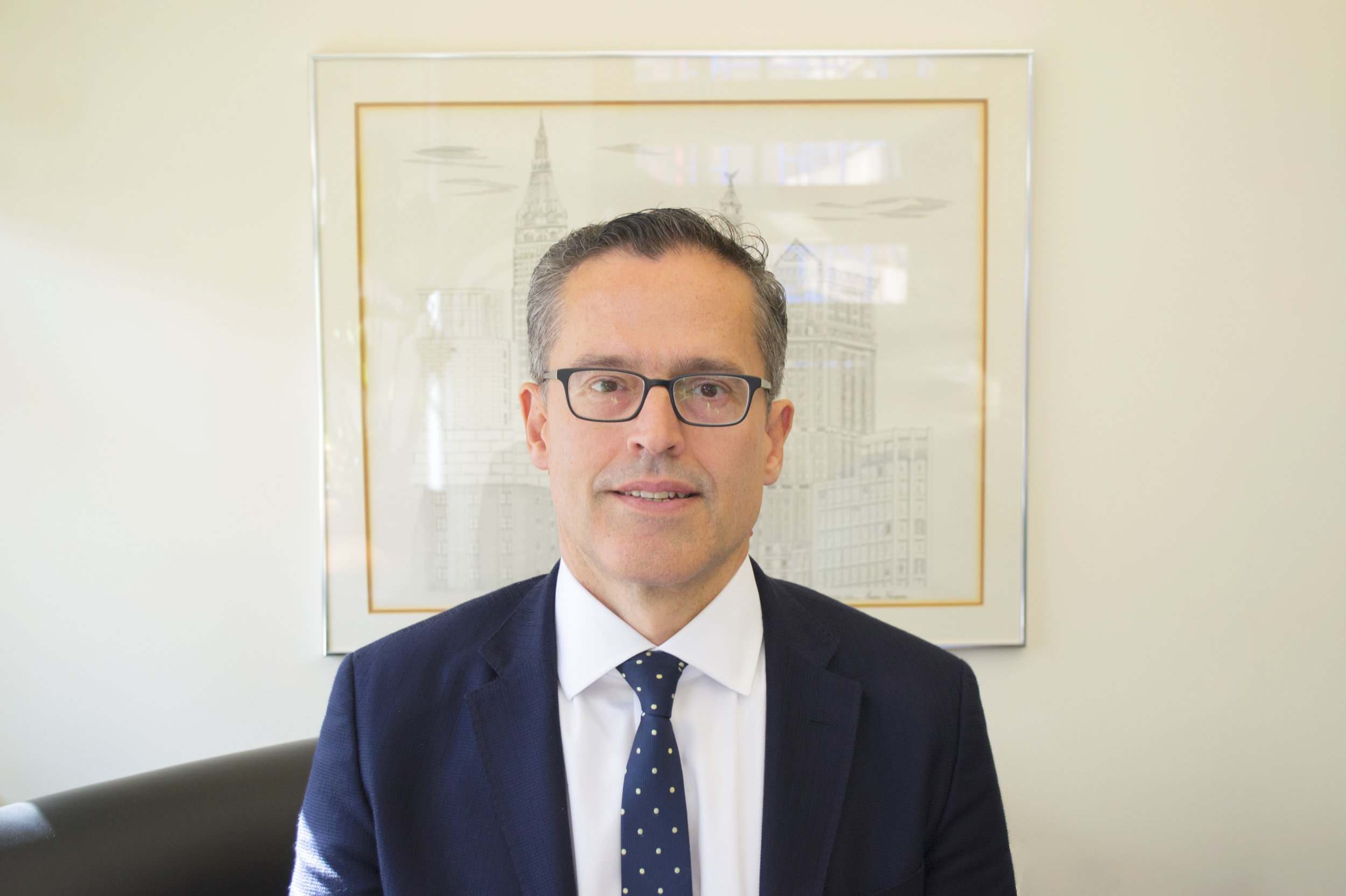 David Gough  Senior Vice President & Chief Financial Officer   Read Bio