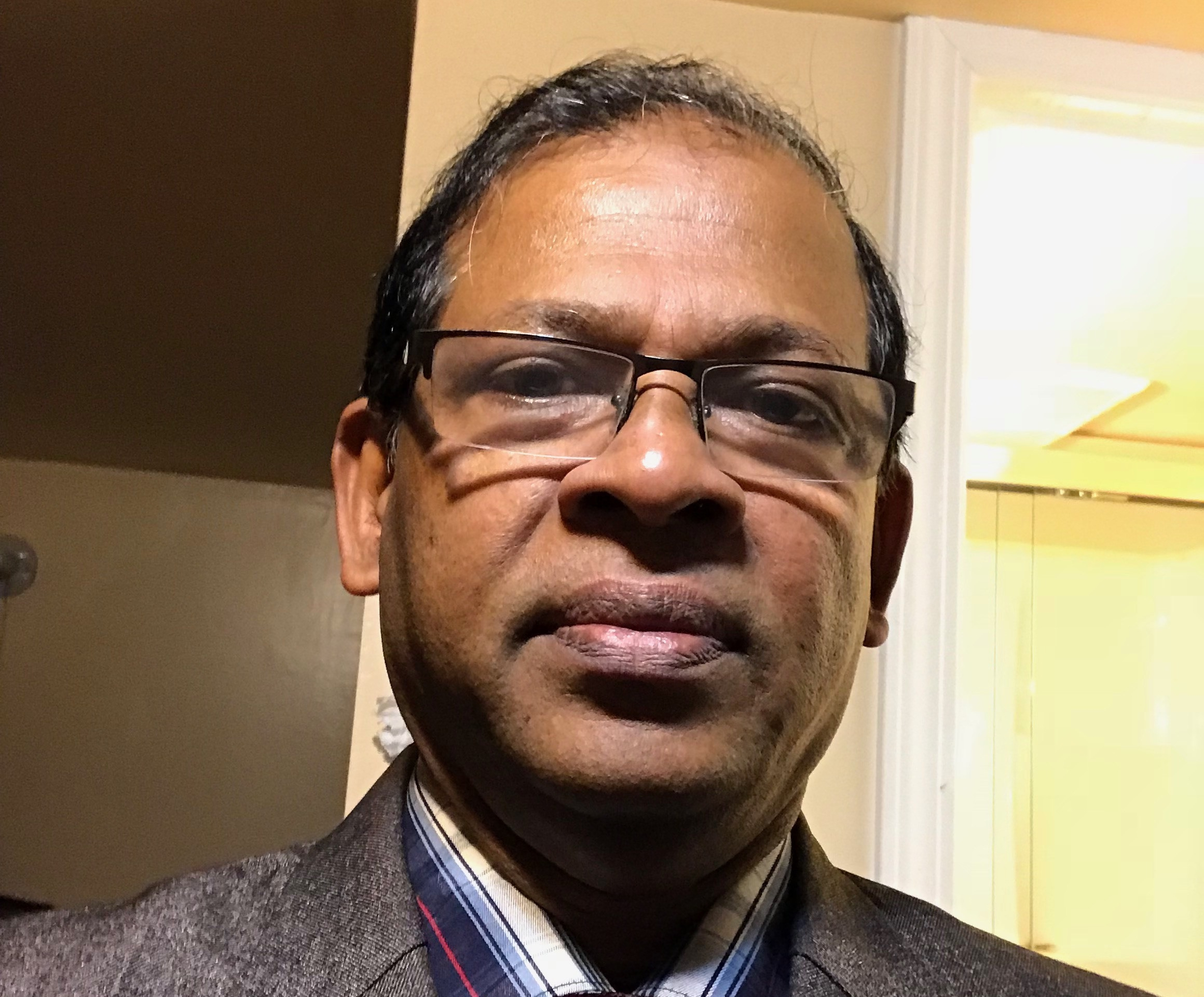 Syed Tofazzel Hossain   Oakland, CA