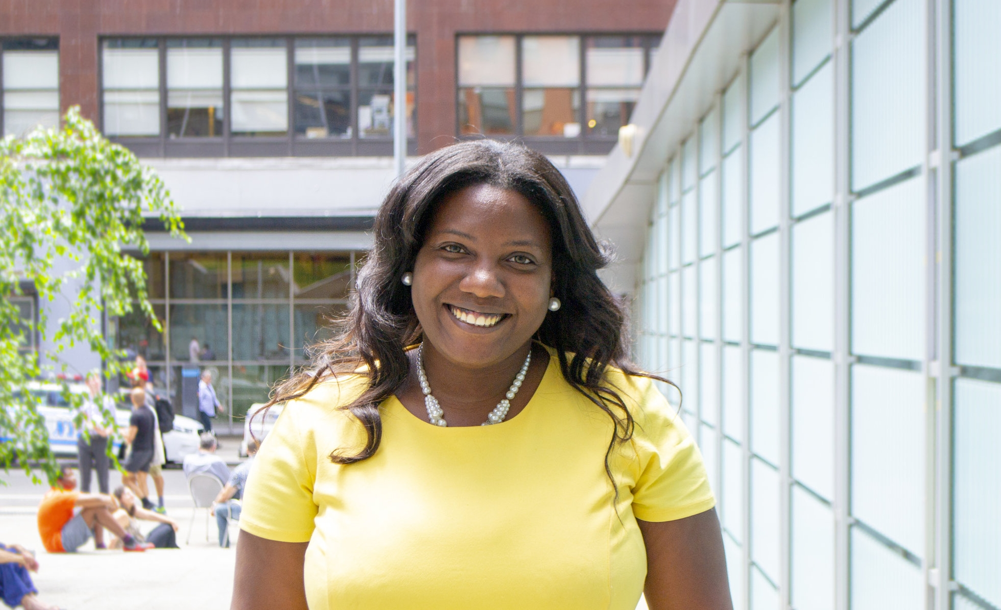 Alethia Mendez  Vice President, Operations and Program Strategy   Read Bio
