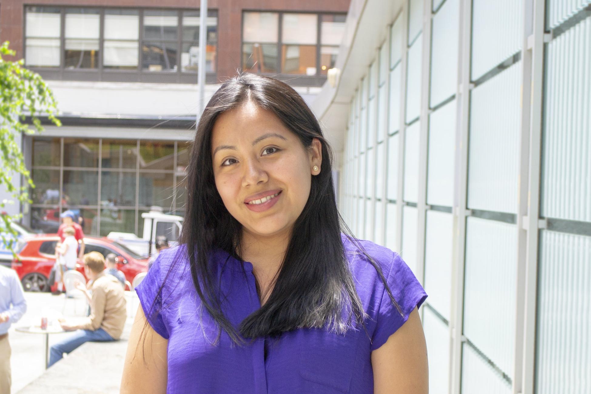 Yesenia Ramirez   Operations Administrative Manager