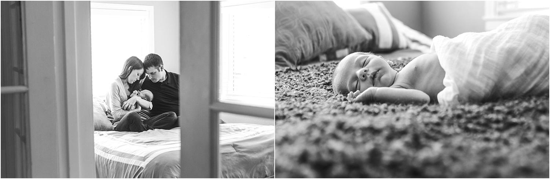 Best Documentary Lifestyle Newborn Photography, Manhattan Kansas