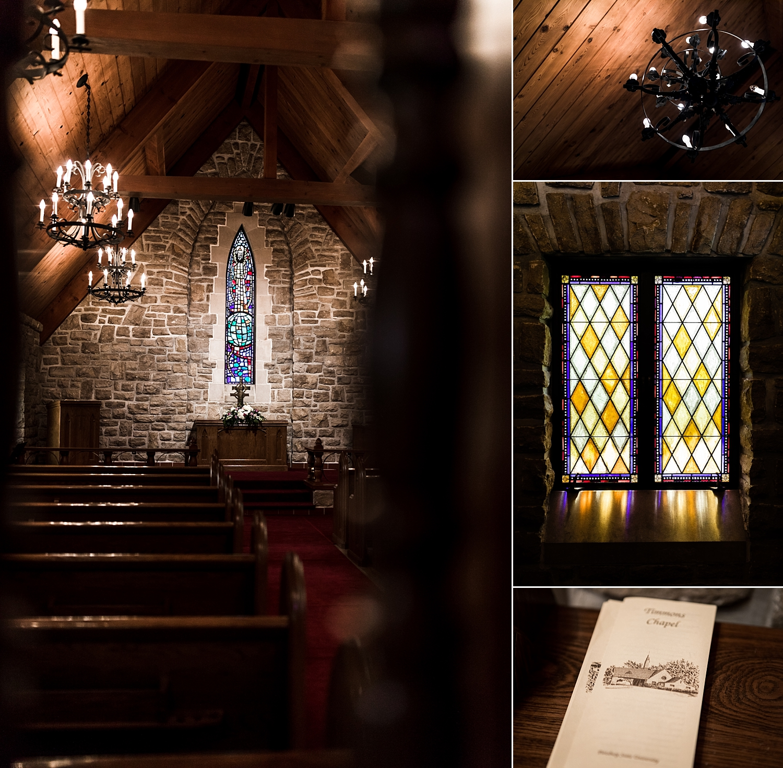 Intimate-Wedding-Photography-Inside-Timmons-Chapel-Pittsburg-KS