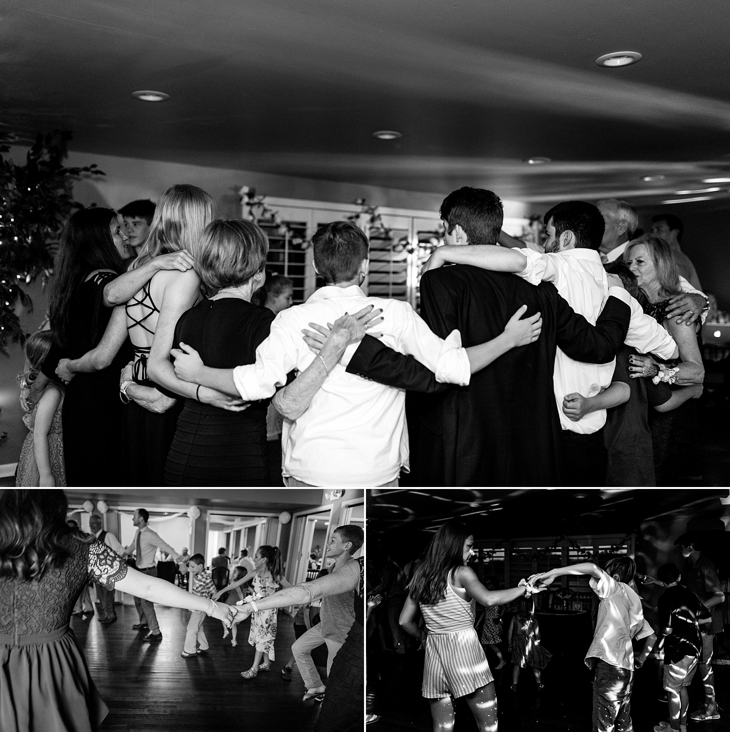 Intimate-Wedding-Photography-reception-guest-dance-Crestwood-Country-Club-Pittsburg-KS