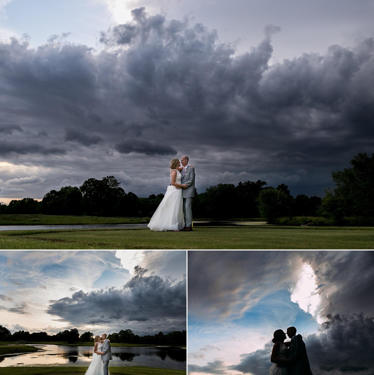 Intimate-Wedding-Photography-reception-last-shot-night-Crestwood-Country-Club-Pittsburg-KS