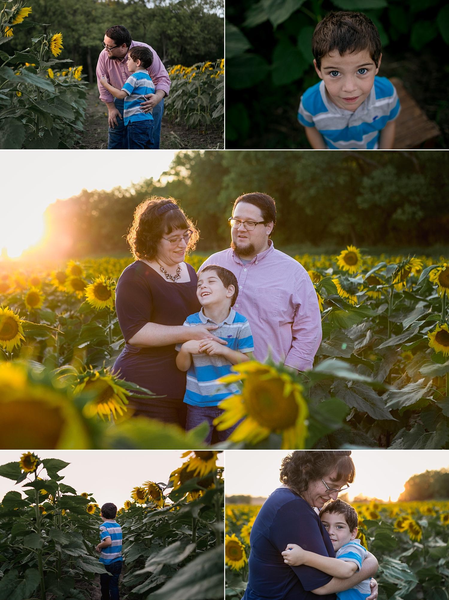Britts-Farm-Sunflower-older-family-of-three-Mini-Family-Photo-Session-Manhattan-KS