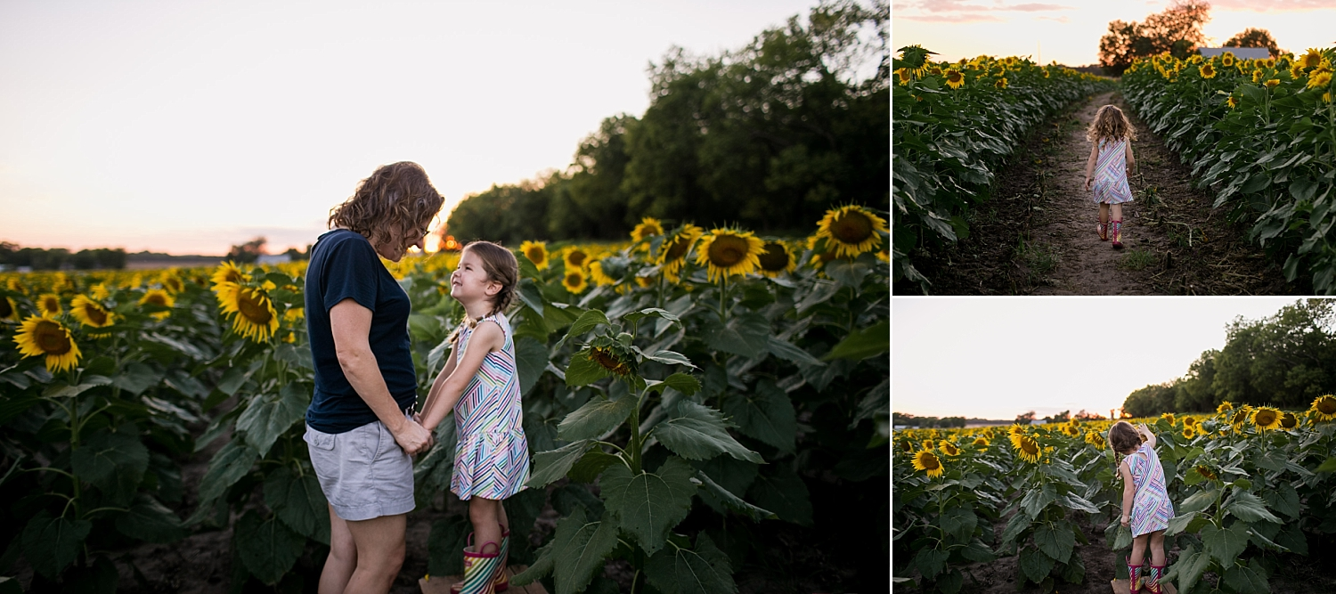 Sunflower-Photography-Mini-Session-mother-and-daughter-Britts-Farm-Manhattan-KS