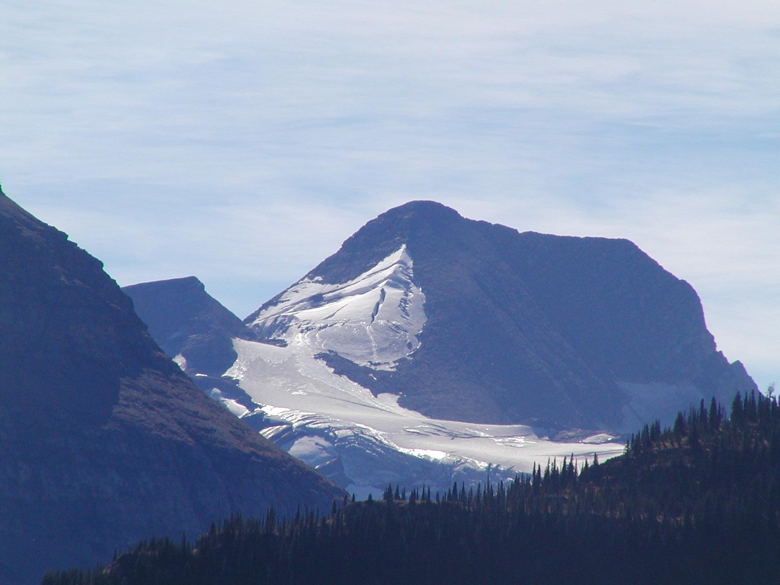 Chief Mountain, Photo by Cristina Eisenberg