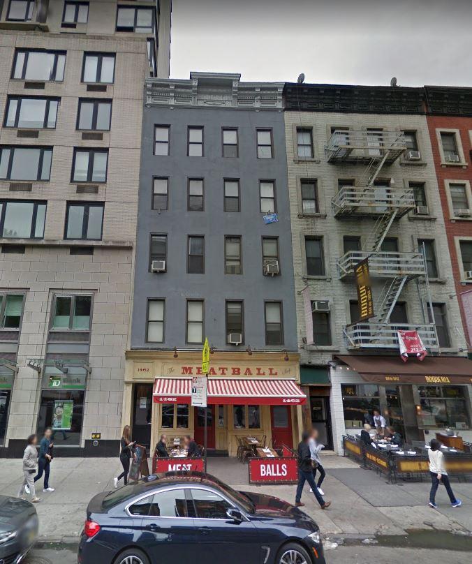 1462 2nd Avenue, New York, NY