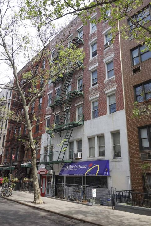 103 St Marks Place