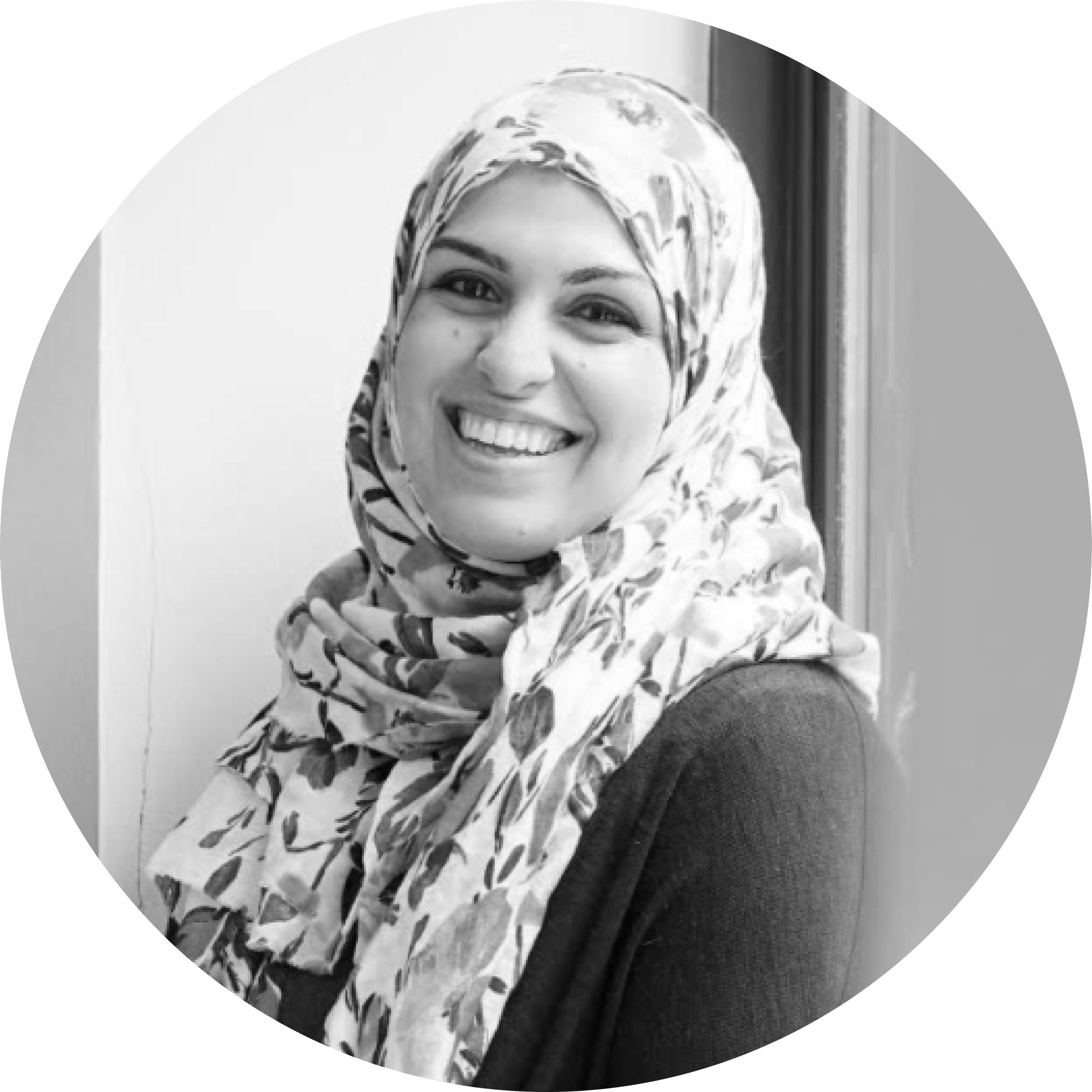 Rusul Alrubail - Executive Director of Parkdale Centre for InnovationRusul is the Founder & Executive Director of Parkdale Centre. Rusul is also a writer, social justice advocate, and mom of two.