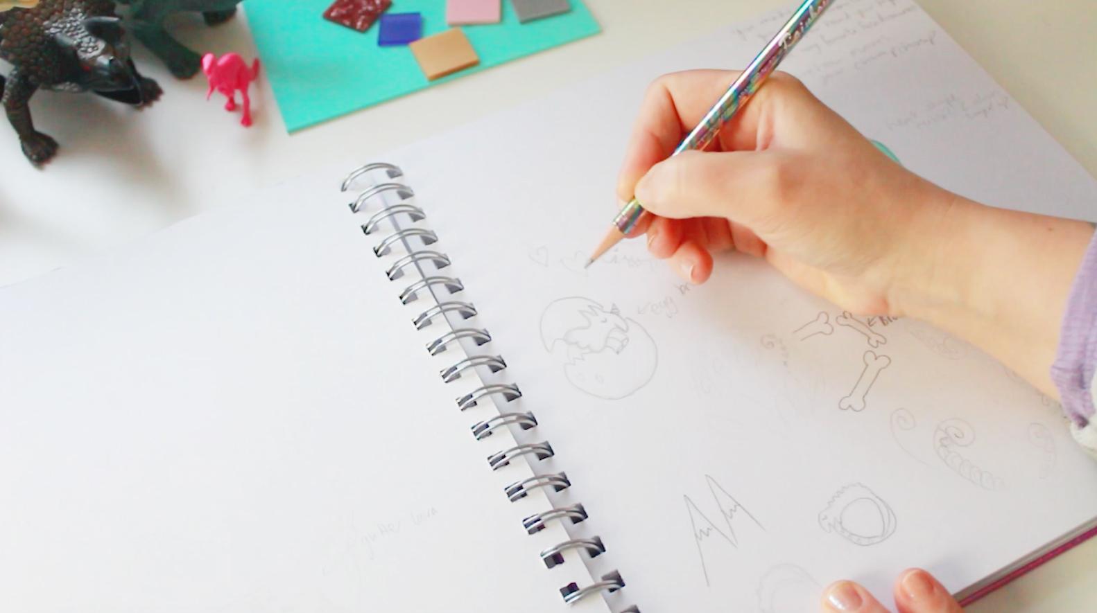 sketching dinos.jpg