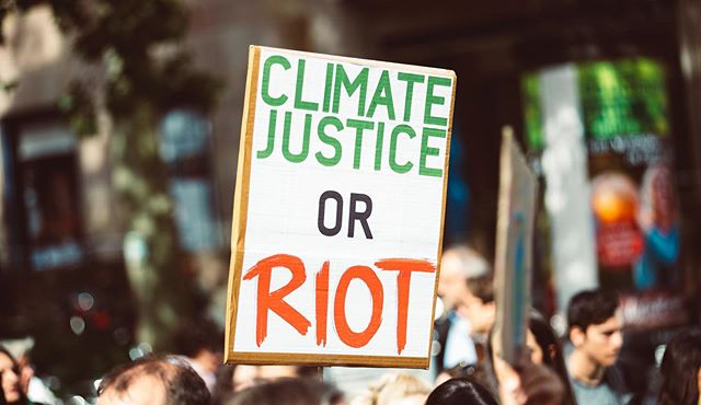 """A new guest blog post by Francesca Humi: Let's address the whiteness of climate activism. """"When (white) climate activists ask, """"how can you care about anything else?"""" they delegitimise the real experiences and struggles faced by non-white, poor and marginalised people, who first have to worry about whether their child will be stabbed on the walk home from school before they can ponder the moral and environmental implications of fossil fuel extraction."""" #ClimateChange #ClimateCrisis #ClimateEmergency #ClimateJustice #Vegan #Sustainability #Climate #ClimateCommunication #IndigenousRights #POC"""