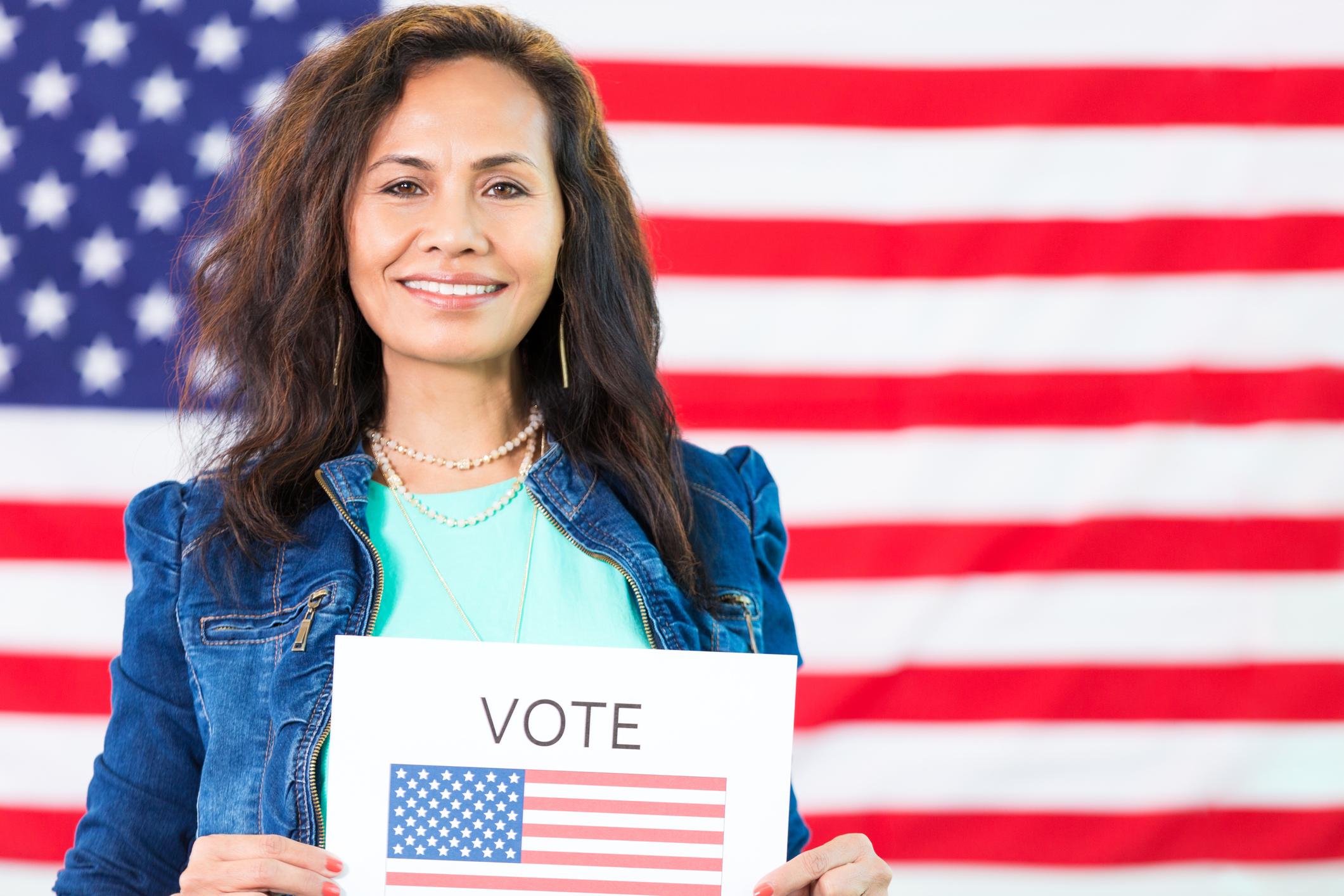 REGTER TO VOTE