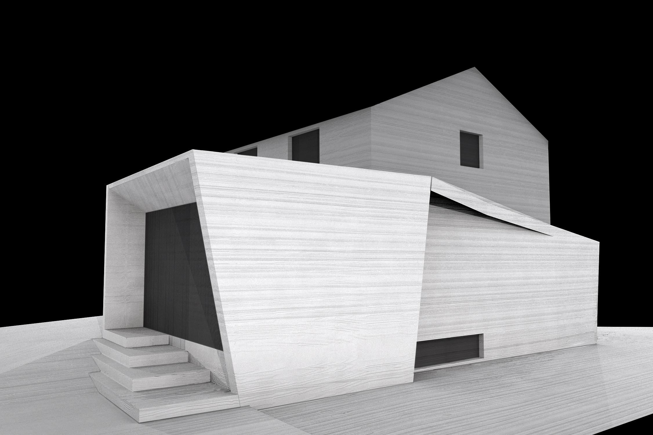 veery house -