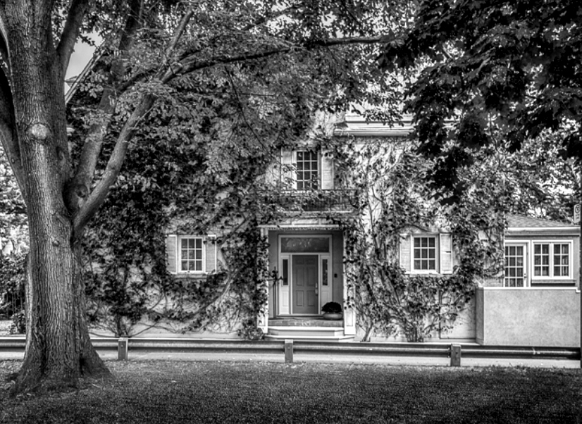 Macpherson house -