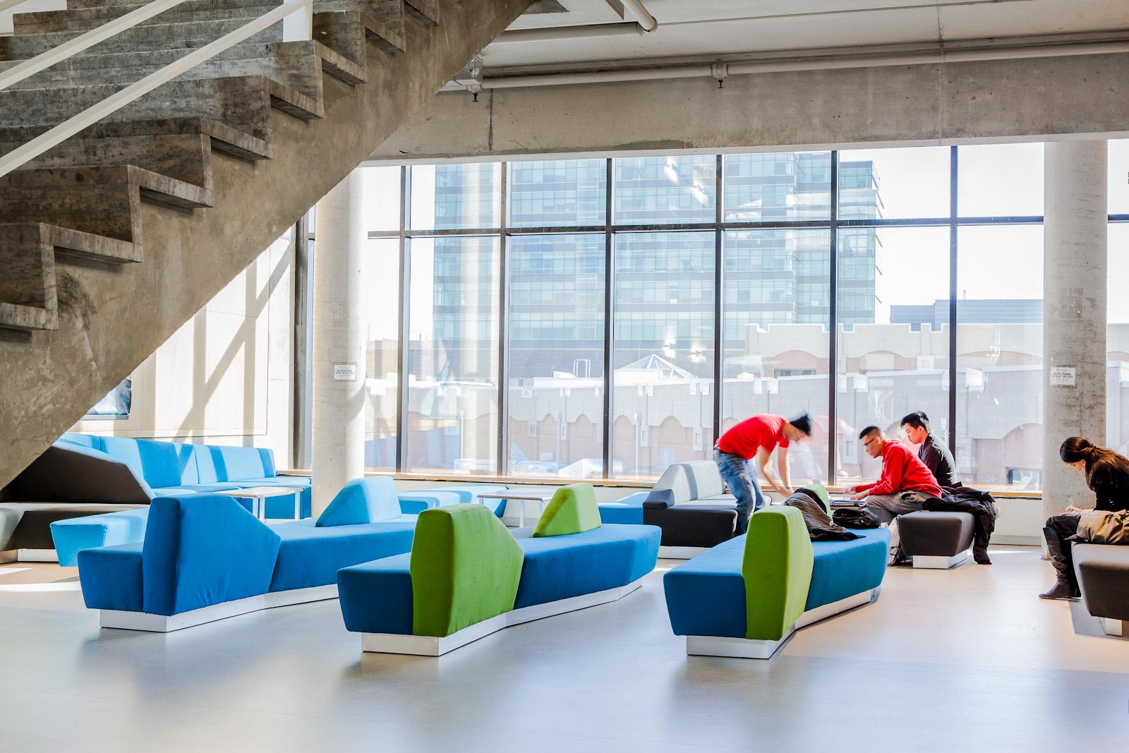 York University Student Centre -